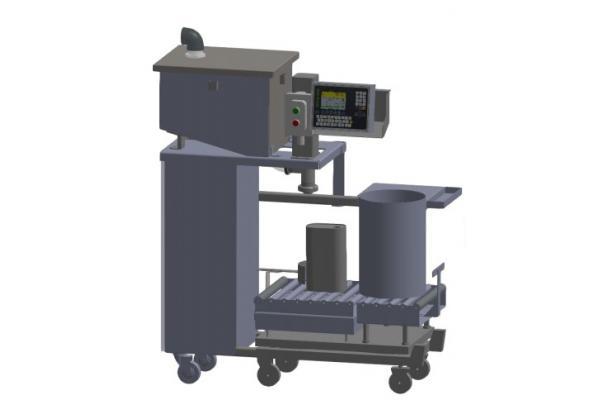 SDM05-Bidon Dolum Makinası