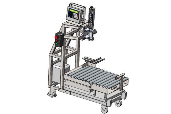 SDM07-Sıvı Dolum Makinası